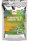 Shifa Blood Pressure Support Tea (Turmeric and Green Tea): Normalize Blood Pressure with Herbs, Phytonutrients and Antioxidants — 1.5 oz.