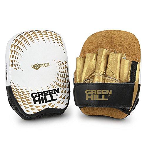 GREEN HILL Focus Mitt Sparrow Vortex Guantes de Boxeo Profesionales Boxeo Paos...