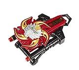Power Rangers- Figura de morpher de león de Acero Super Ninja, Color, Talla única (Bandai 43900)