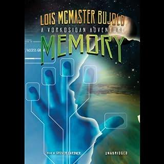 Memory audiobook cover art