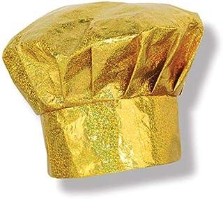 Prismatic Gold Chef's Hat- 1 pc.