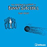 Bunny Suicides 2020 Mini Grid Calendar