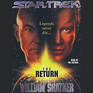 Star Trek: The Return (Adapted) audiobook cover art
