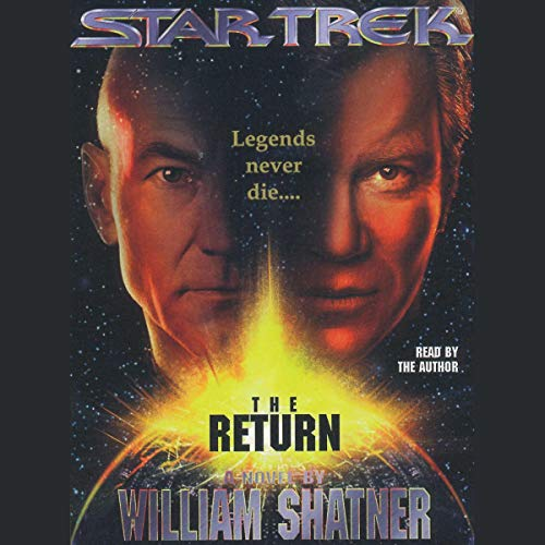 Star Trek: The Return (Adapted) Titelbild
