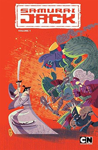 Samurai Jack Volume 1: The Threads of Time
