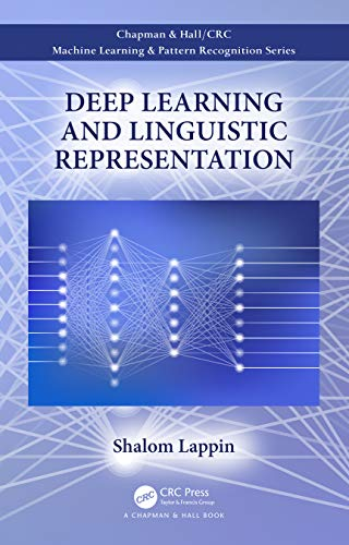 Deep Learning and Linguistic Representation Front Cover