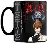 Death Note SCMG25204 - Tazza termo-reattiva, 315 ml, colore: (Kira)