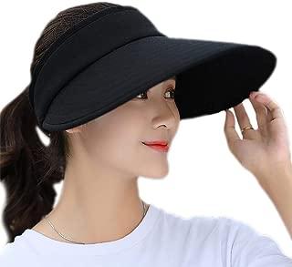 AM-womens hat Fashion Chapeau Adulte Panama P/êche Chapeau De Randonn/ée Fedora Beach Chapeaux Chapeau D/ét/é for Femmes Chapeau De Paille for Hommes Large Bord Chapeau Comfort