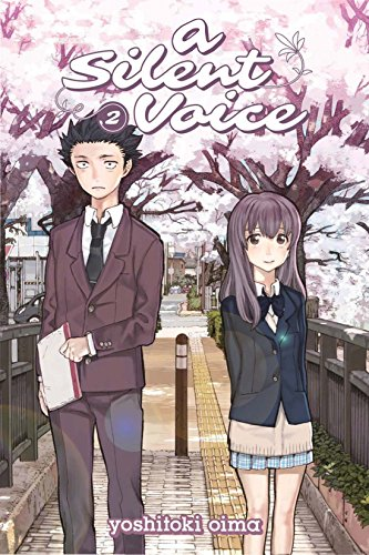 A Silent Voice Vol. 2 (English Edition)