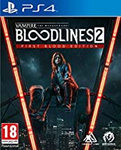 VAMPIRE - THE MASQUERADE BLOODLINES 2 FIRST BLOOD EDITION