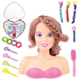 XADP 8 pcs Complete Doll Accessories Baby...