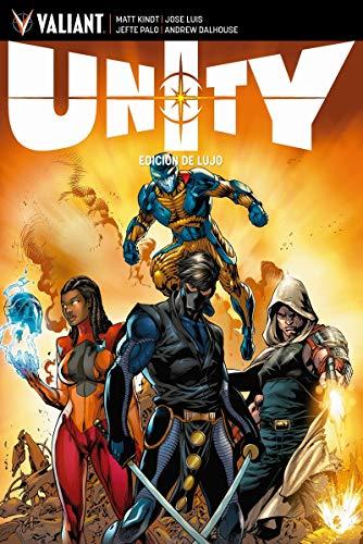 Unity Edición de lujo (Valiant - Unity)