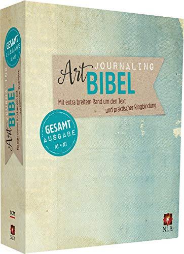 NLB Art Journaling Bibel Gesamtausgabe im Ringbuch: Altes und Neues Testament (Neues Leben. Die Bibel)