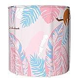 LQH Folding Bad Bucket Eindickung Faltbare Erwachsener Badewanne einfache Lagerung Badewanne Tragbarer Badebottich-Baby-Pool zusammenklappbare Eimer (Farbe: Pink, Größe: 70x70cm)