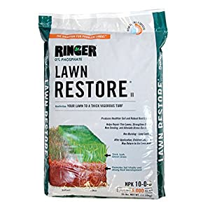 Safer Brand Ringer Lawn Fertilizer