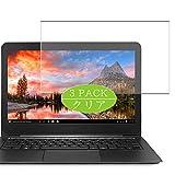 """Foto Vaxson TPU Pellicola Protettiva, compatibile con Asus Zenbook UX305FA 13.3"""", Screen Protector Pacco da 3 [ Non Vetro Temperato ]"""