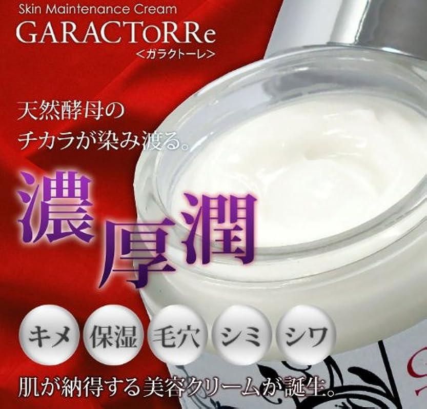 タンパク質書く仮定、想定。推測ガラクトーレ スキンメンテナンスクリーム (ガラクトミセス70%配合 美容クリーム)