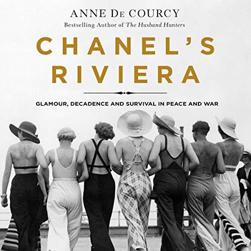 Chanel's Riviera audiobook cover art