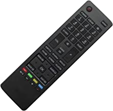 Hotsmtbang Replacement Remote Control Haier 32E3000C 40D3500M 40D3500MA 40E3500 40E3500A 40E3500B 40E3500C 42E3500 LCD LED HDTV TV