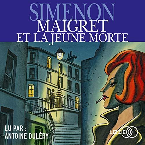 Couverture de Maigret et la jeune morte