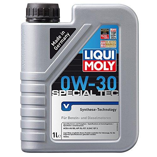 LIQUI MOLY 3768 Motoröl Special Tec V, 1 L