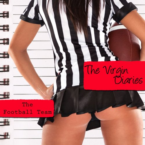 The Football Team audiobook cover art
