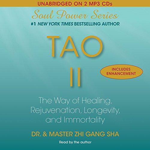 Tao II audiobook cover art