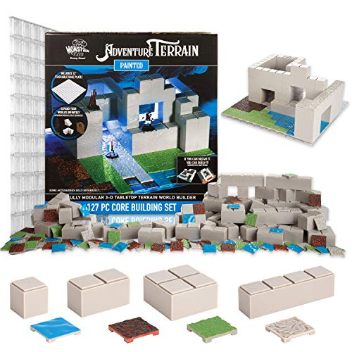 Core Building Set w/Baseplate