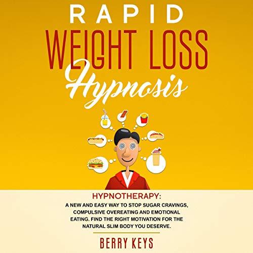 『Rapid Weight Loss Hypnosis』のカバーアート