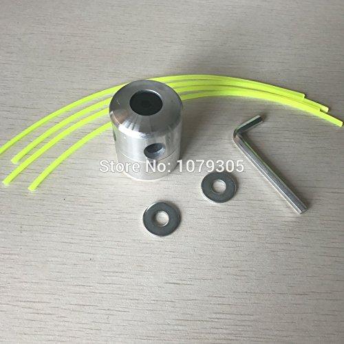 Tête de brosse universelle tondeuse Cutter en aluminium facile à utiliser