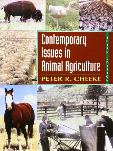 Contemporary Issues in Animal Agriculture (3rd Edition)
