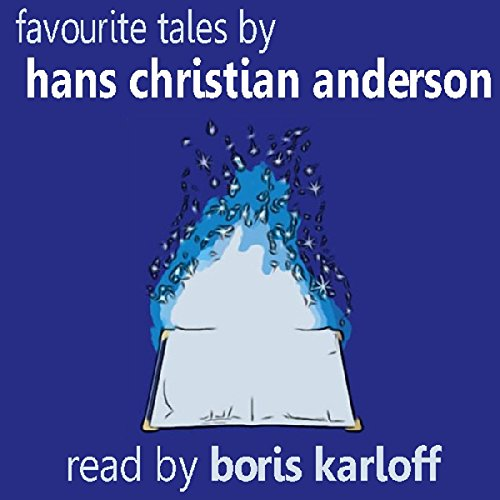 Favourite Tales by Hans Christian Anderson cover art