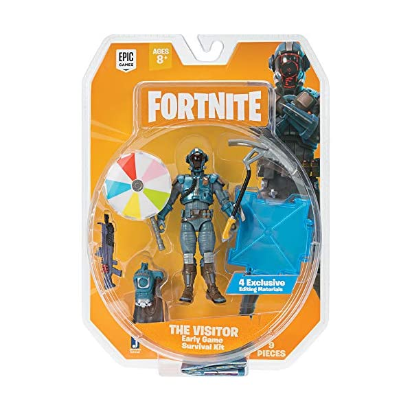 Toy Partner- Early FNT- Fig.Early Game, Multicolor (FNT0107) 1