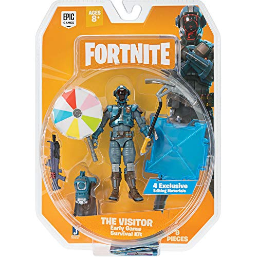 Fortnite Early Game Survival Kit FORTNITE - Early Game Survival Kit The Visitor Serie 2 Meerdere kleuren.
