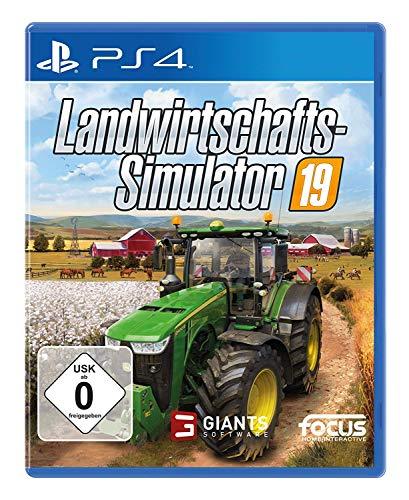 Astragon Landwirtschafts-Simulator 19 PS4 USK: 0