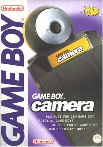 Game Boy - Camera gelb