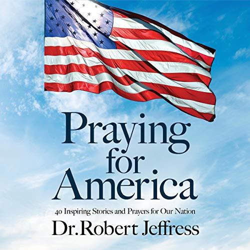 Praying for America audiobook cover art
