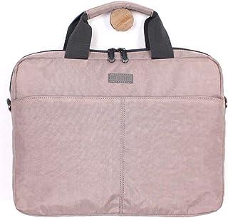 "cony mocha 15"" laptop shoulder bag miim kfashion korea"