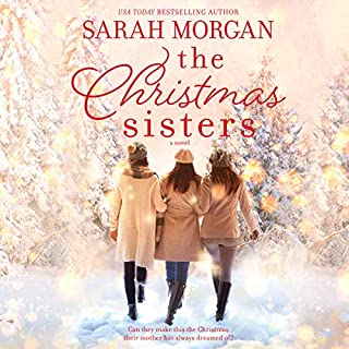 The Christmas Sisters                   By:                                                                                                                                 Sarah Morgan                               Narrated by:                                                                                                                                 Mandy Weston                      Length: 12 hrs and 32 mins     194 ratings     Overall 4.5