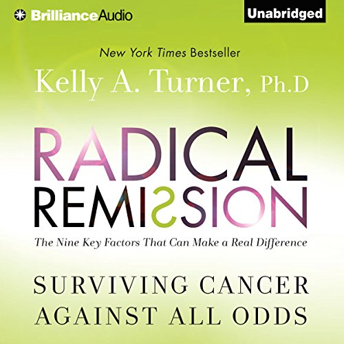 Radical Remission audiobook cover art