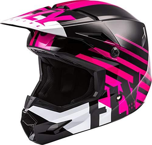 Fly Racing 2020 Kinetic Helmet - Thrive (Medium) (Pink/Black/White)