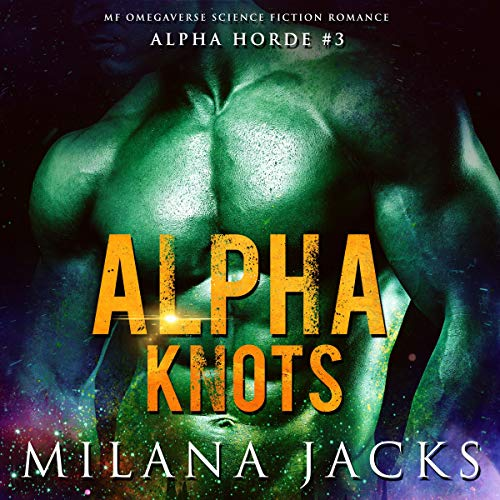 Alpha Knots audiobook cover art