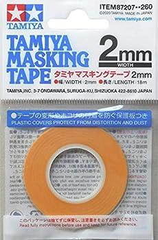 TAMIYA America Inc Masking Tape 2mm TAM87207