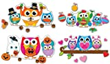 Carson Dellosa Celebrate with Colorful Owls...