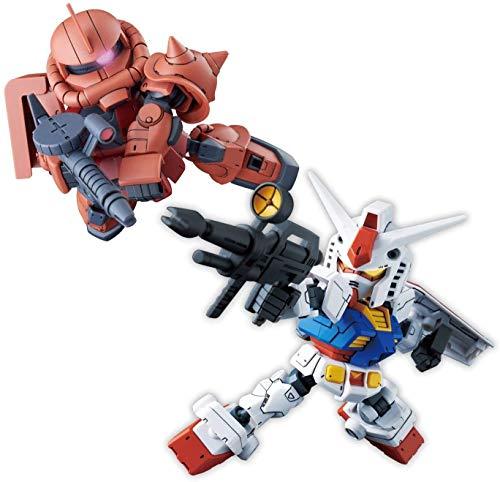 Gundam Build Divers Re:Rise - RX-78-2 Gundam & MS-06S Zaku II, BandaiSpirits SDCS