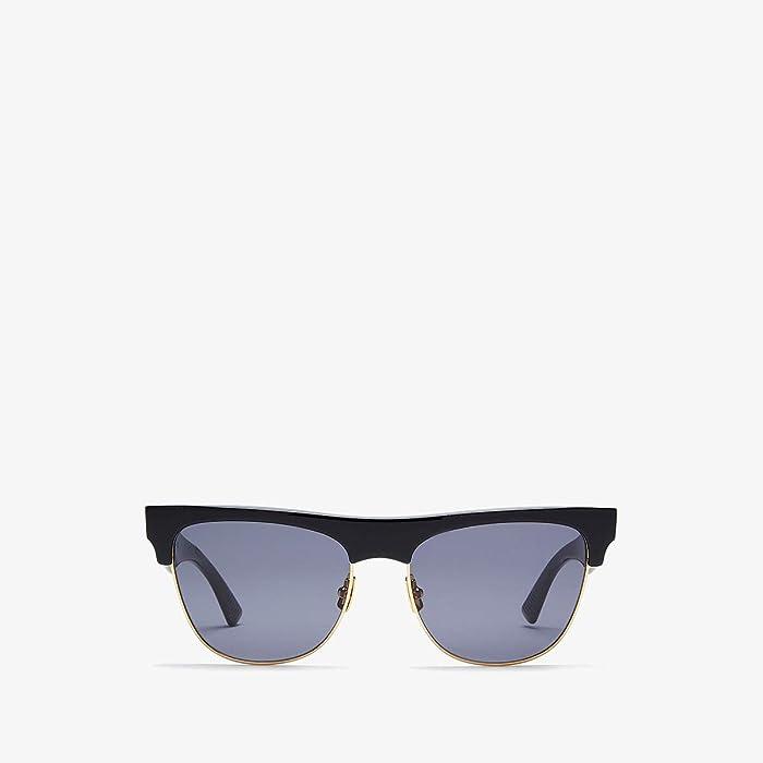 Bottega Veneta  BV1003S (Black) Fashion Sunglasses