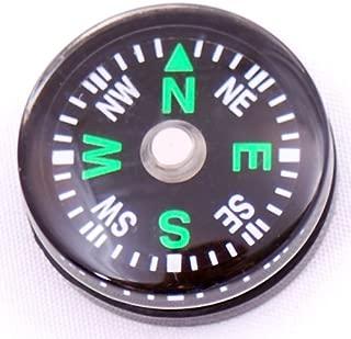 Hammers Wholesale Lot 48pcs Genuine 20mm Small Mini Compasses for survival kits