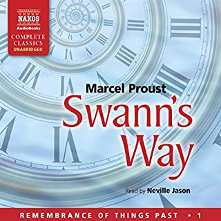 Swann's Way                   By:                                                                                                                                 Marcel Proust                               Narrated by:                                                                                                                                 Neville Jason                      Length: 21 hrs and 33 mins     85 ratings     Overall 4.3