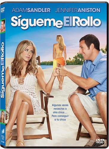 Sígueme El Rollo (Import Dvd) Adam Sandler; Jennifer Aniston; Brooklyn Decker;