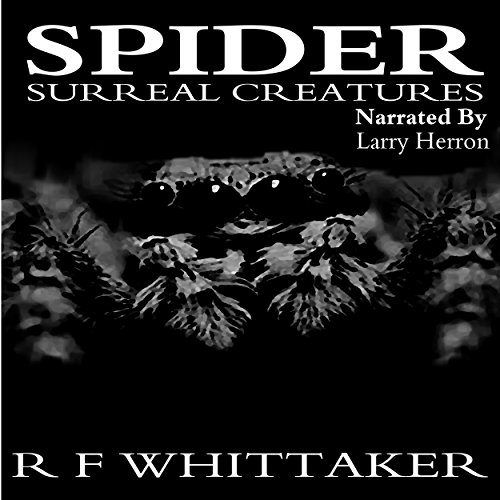 Spider audiobook cover art